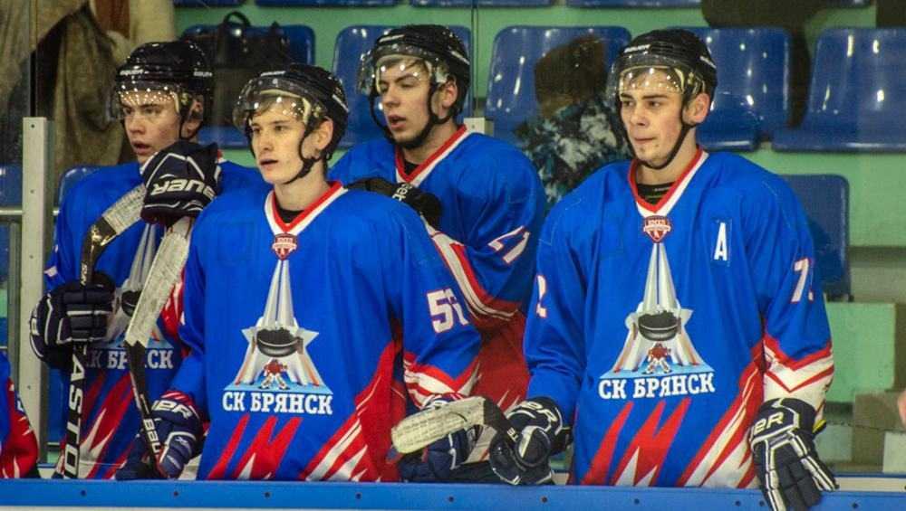 Брянские хоккеисты победили череповецкий «Металлург»