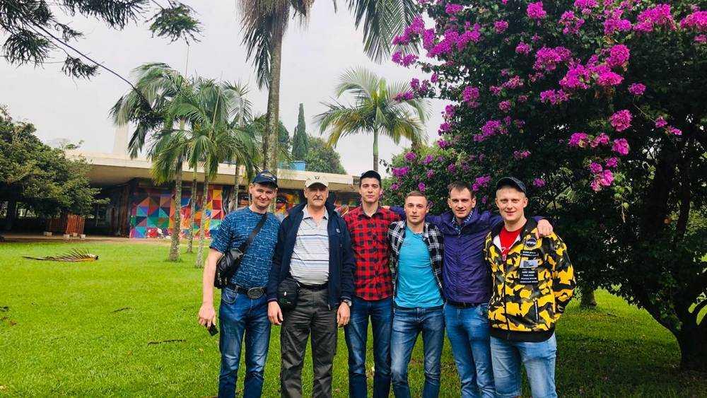 Брянские ковбои побывали на мировой арене родео в Бразилии