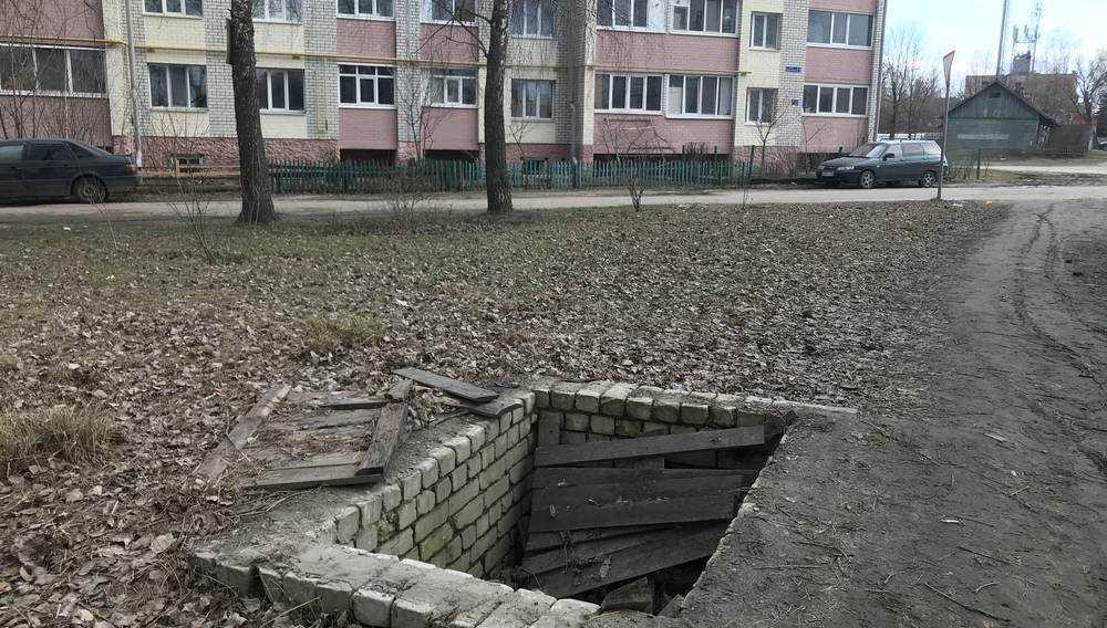 В Брянске на одной улице сошлись два враждующих мира
