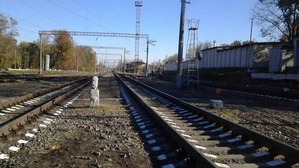 Работы по демонтажу пешеходного моста на станции Брянск-Орловский продолжат 28 и 30 сентября