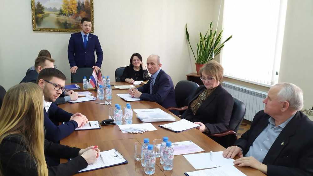 Брянская палата адвокатов пополнилась новыми сотрудниками