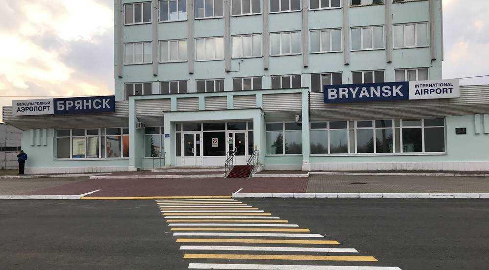 Коронавирус сильно ударил по Брянскому аэропорту