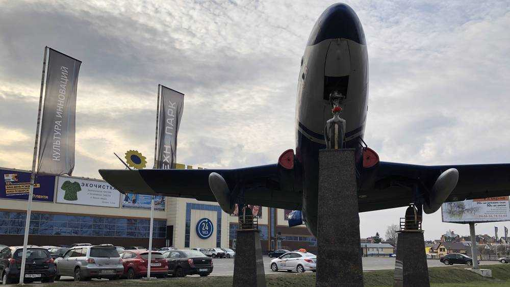 В Брянске заработал гипермаркет «ОБИ» и открылся ТРЦ «Аэропарк»