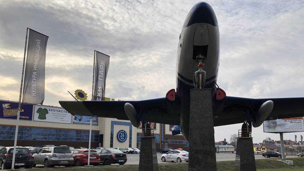 Брянский ТРЦ «Аэропарк» заявил о мерах безопасности из-за коронавируса
