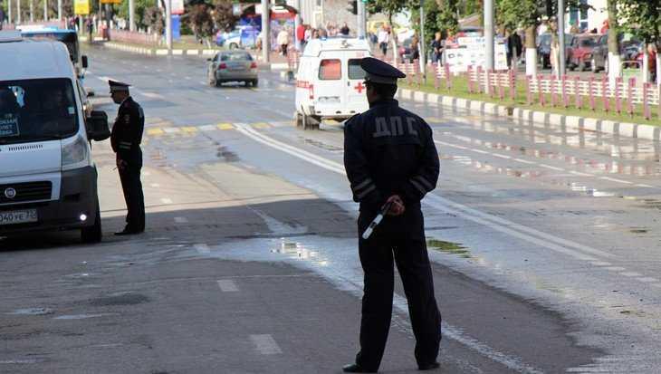 В Брянске гаишники откроют очередную охоту на пьяных водителей