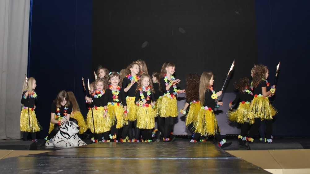 Брянские девочки сразились за победу в конкурсе маленьких волшебниц