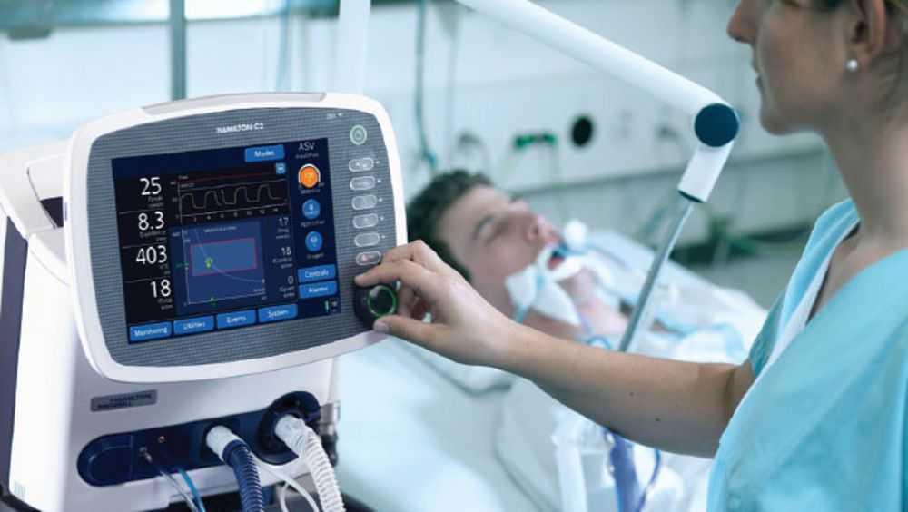 Оснащение аппаратами ИВЛ брянских больниц превзошло показатель США
