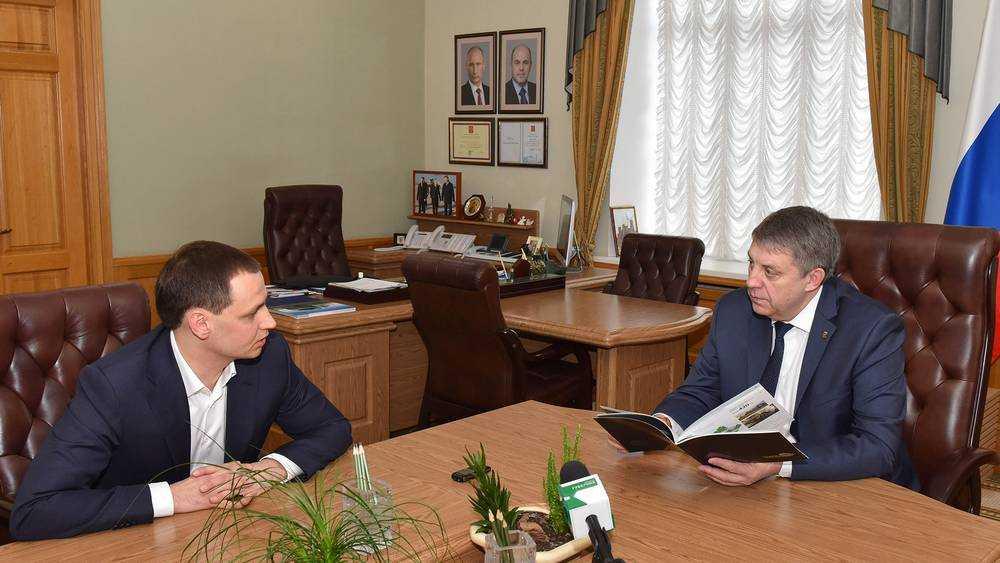 Бывший депутат Куров получил шанс на реконструкцию Брянского аэропорта