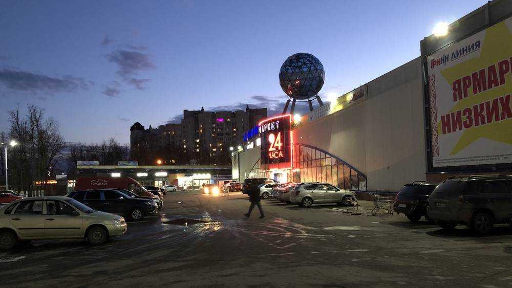В Брянске гипермаркеты «Линия» потеряли огромное число покупателей