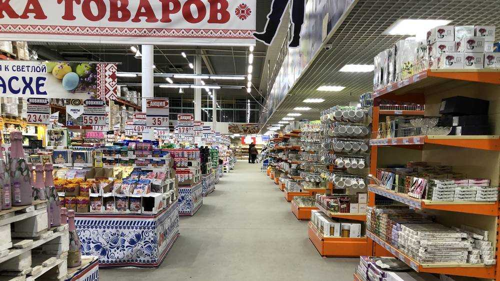 Поймали 28 покупателей без масок в Брянске в магазинах