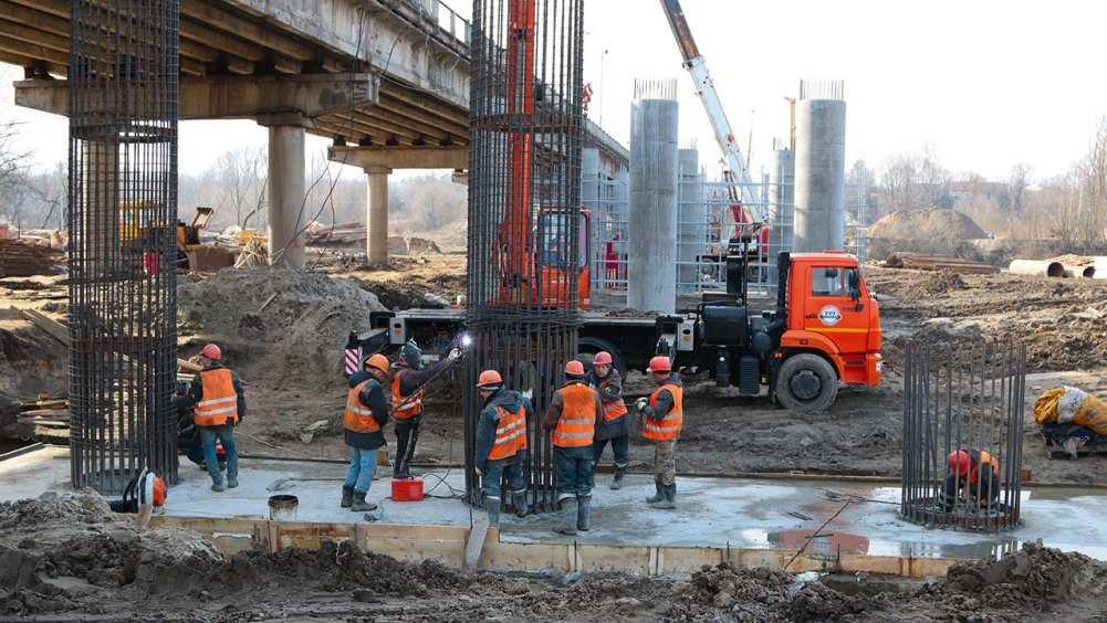 В Брянске реконструкция Литейного моста замедлится