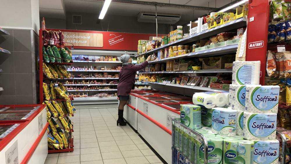 Торговый передел в Брянске слабо отразился на ценах и продуктах