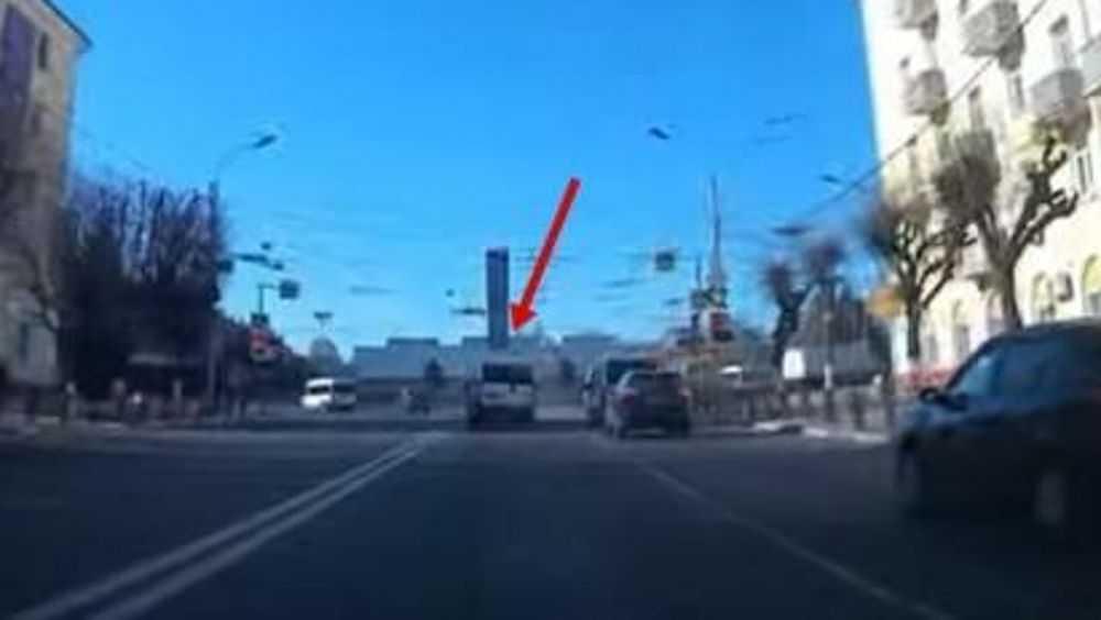 В Брянске по видео оштрафовали маршрутчика