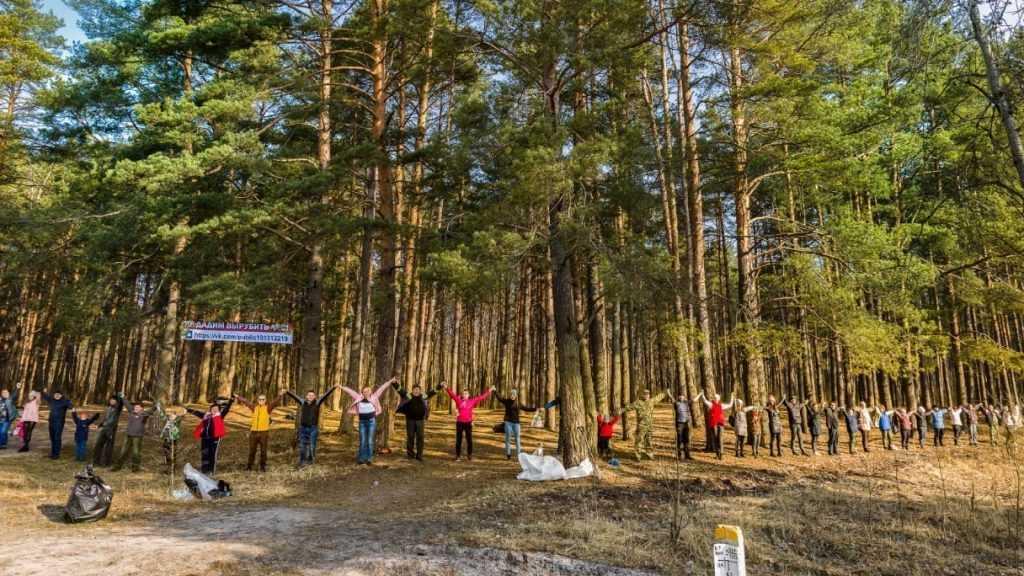 Жители «Соснового бора» выразили благодарность губернатору Брянской области