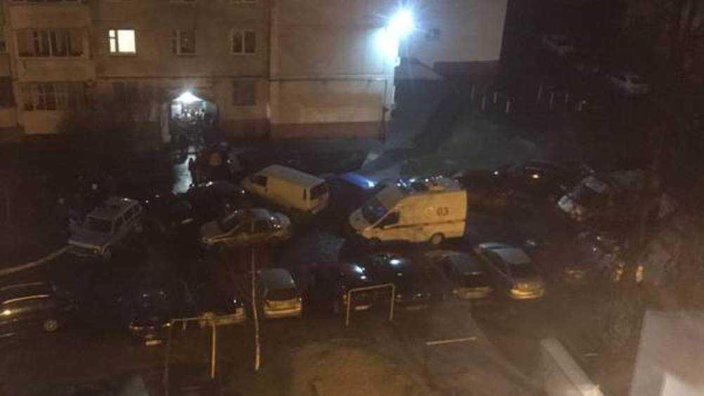 В Брянске вызвала переполох «бомба» в подъезде