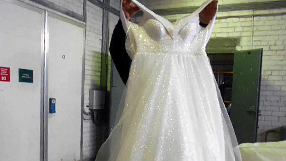 Брянские таможенники вернули 97 свадебных платьев на Украину