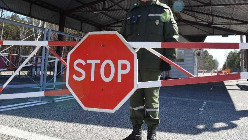 В Брянской области границу с Украиной окончательно перекроют
