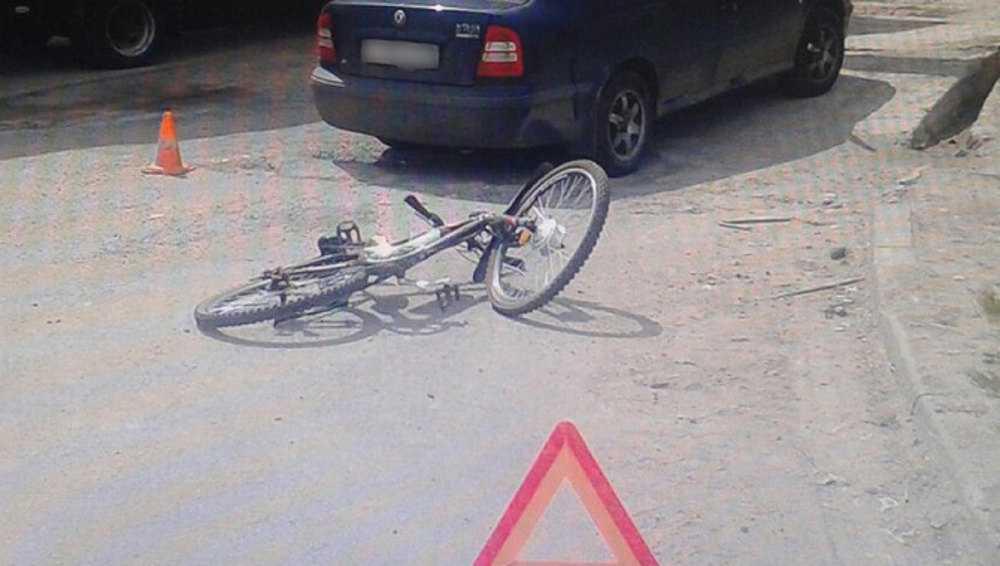 В Сельцо легковушка сбила 8-летнего мальчика на велосипеде