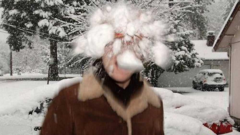 В Климовском районе осудили мужчину за ложь о брошенном в голову снежке