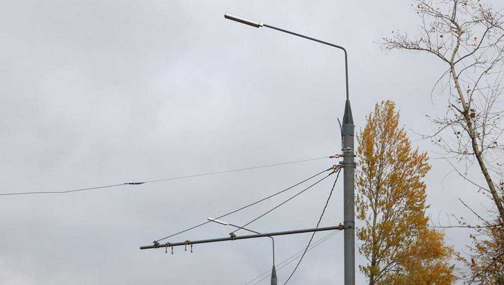 В Брянске на Литейной улице обновят 250 светильников