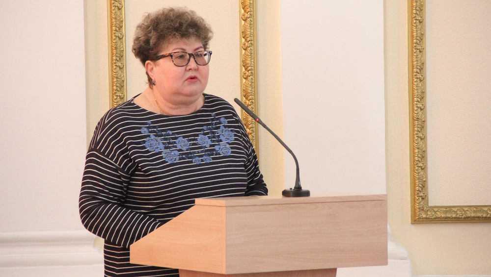 В Брянске санитарный врач рассказала о тестировании на коронавирус