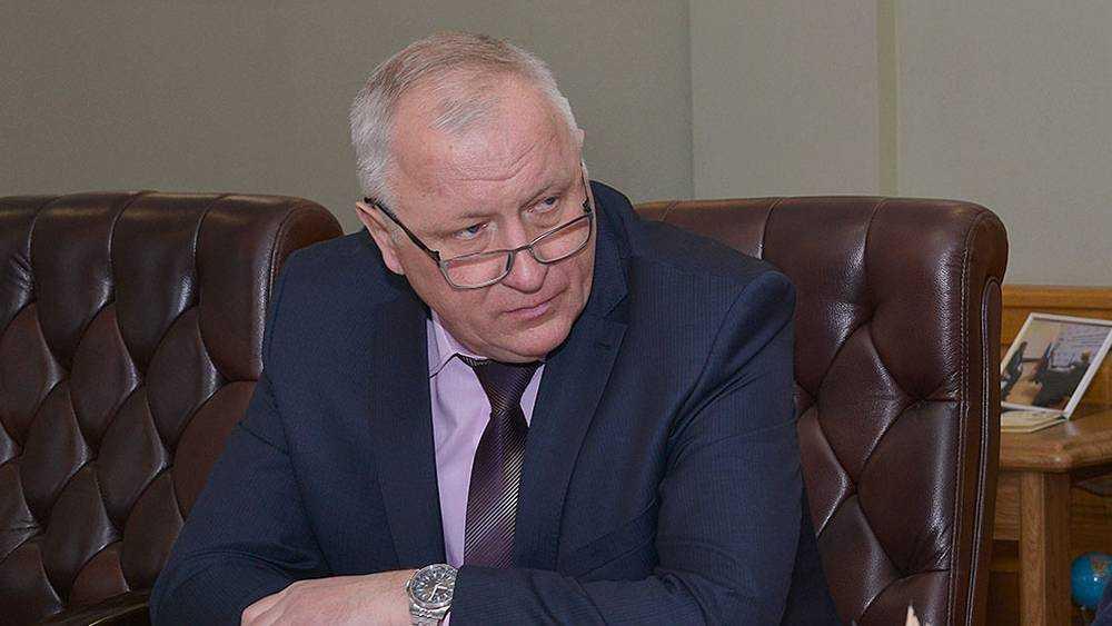 Гендиректору Жуковского веломотозавода Владимиру Васекину исполнилось 60 лет