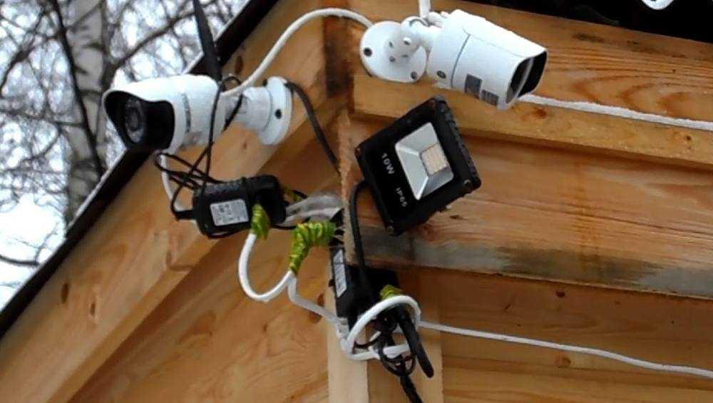 Выбор камер видеонаблюдения