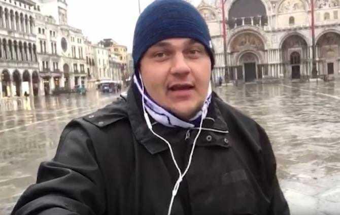 «Пес, ты приедешь назад»: брянцы раскритиковали посетившего Италию блогера