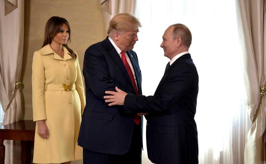 Путин призвал США к цифровому миру