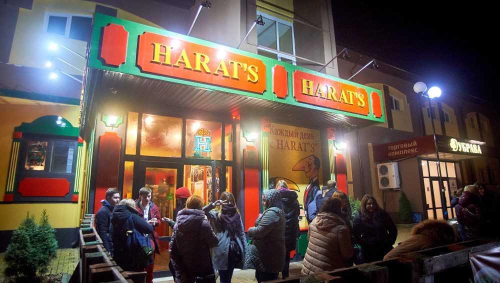 В Брянске до мая закрыли кафе и рестораны