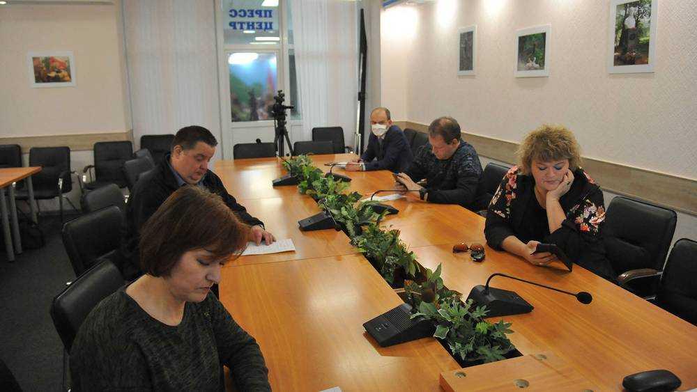Брянским журналистам пообещали «изоляционные» встречи с губернатором