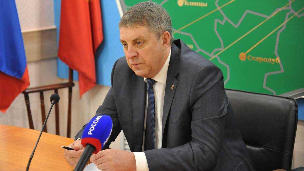 Брянский губернатор велел помочь торговцам с Центрального рынка