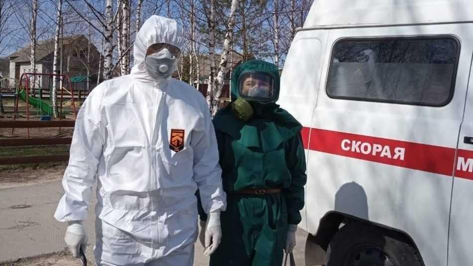 Брянский врач рассказал историю первого зараженного COVID-19 в Клетнянском районе