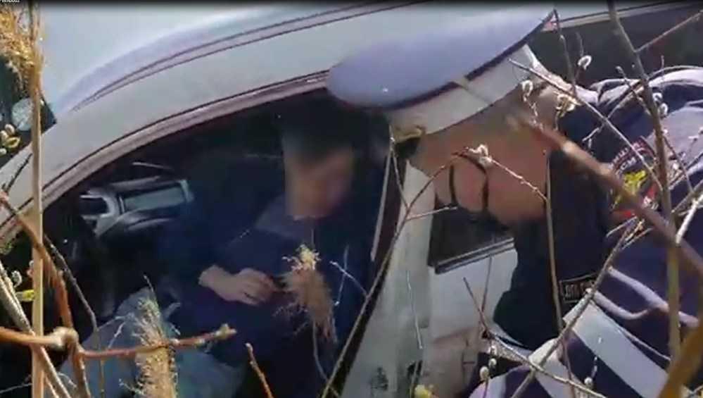 В Брянске за нарушение режима самоизоляции наказали пьяного водителя