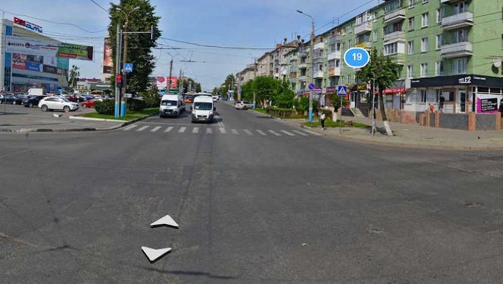 В Брянске на улице III Интернационала установят новые светофоры