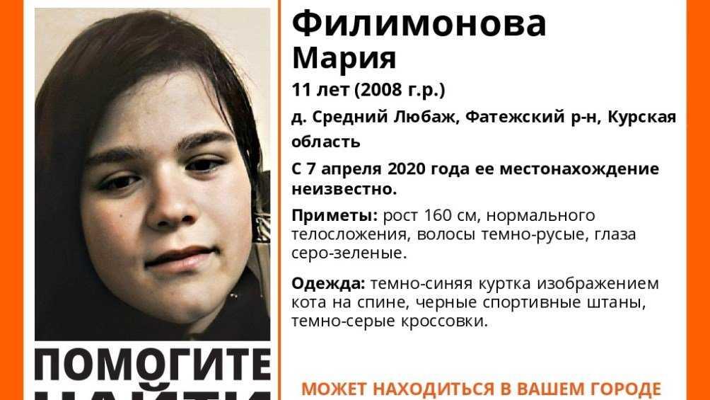 Брянцев попросили помочь в розыске пропавшей 11-летней девочки