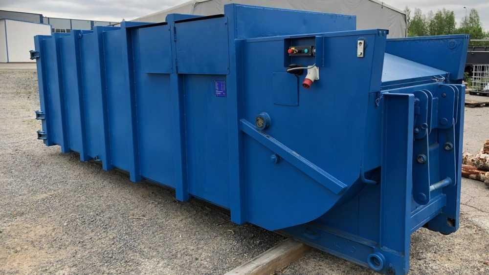 Оборудование для переработки вторсырья