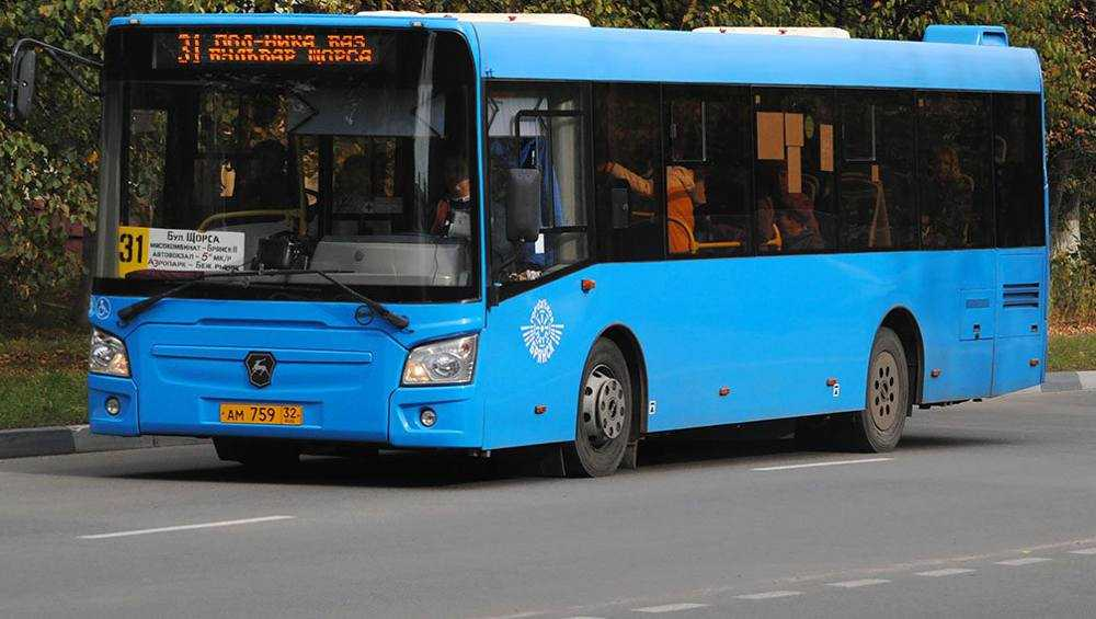 В Брянске пенсионерка упала на остановке по вине водителя автобуса