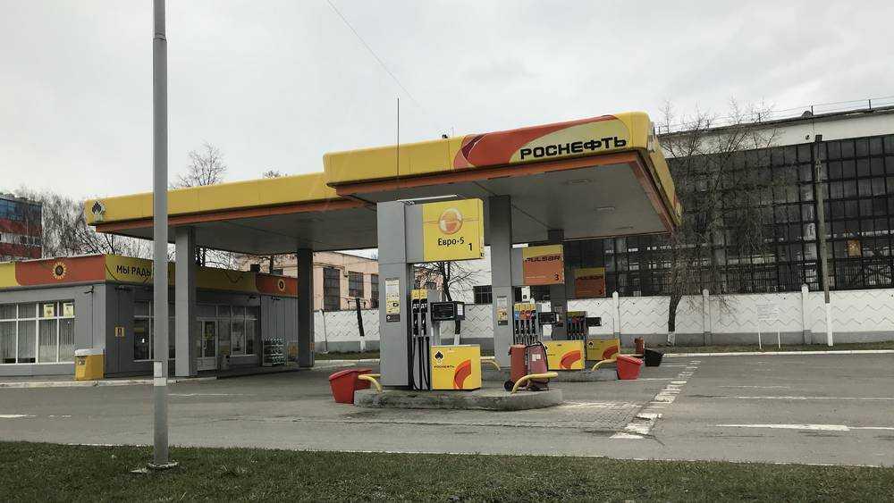 В Брянской области цену топлива снизили только на АЗС «Газпром»