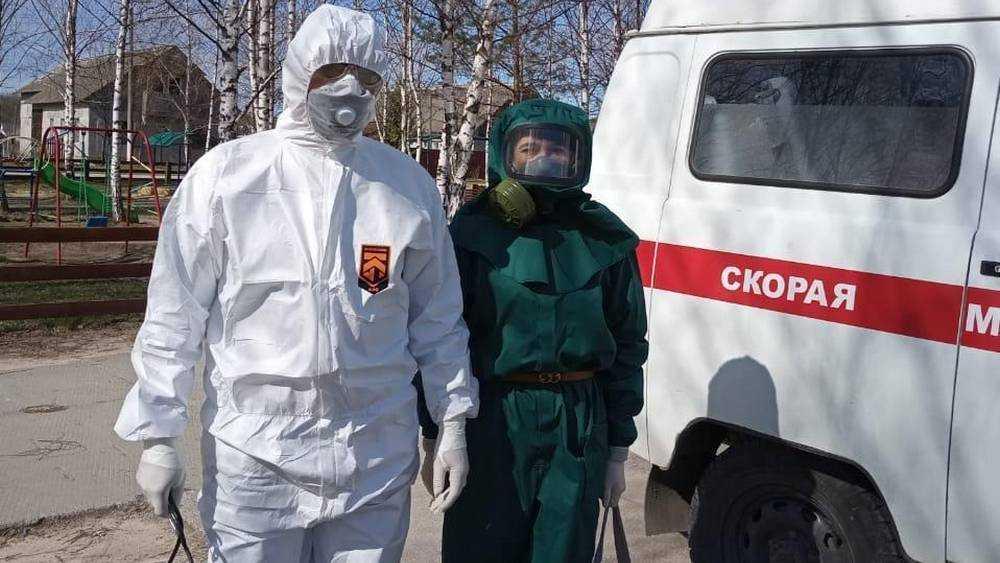 Главный врач рассказала о вирусной драме в Клетнянской больнице