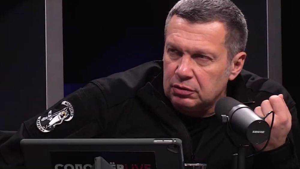 Брянский губернатор расскажет в программе Соловьева о борьбе с вирусом