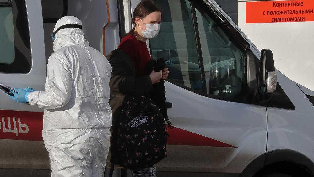 Коронавирусом заразились еще два жителя Брянской области