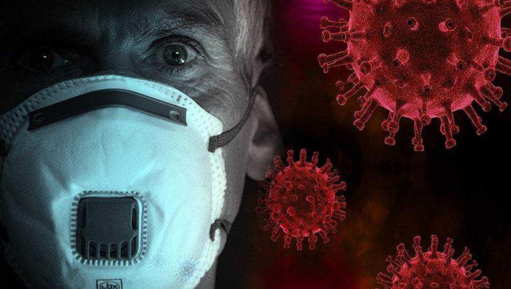 Брянск оказлся на 7 месте в России по числу зараженных коронавирусом