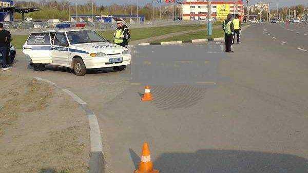 Полиция в Брянске устроила массовые проверки