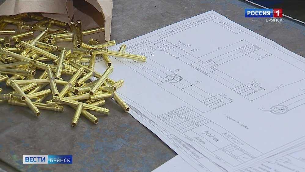 Брянский завод начал выпускать детали для аппаратов ИВЛ