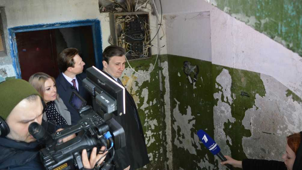 В Брянске СК возбудил уголовное дело из-за разрухи в общежитии