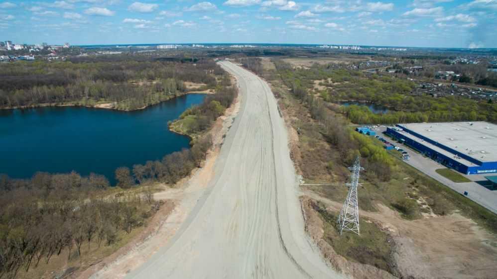 В Брянске на строительство защитной дамбы выделили ещё 329 млн рублей