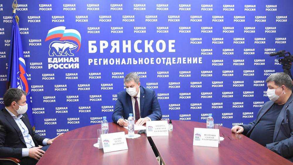 «Единая Россия» направит президенту предложения по поддержке предпринимателей и работников предприятий бизнеса
