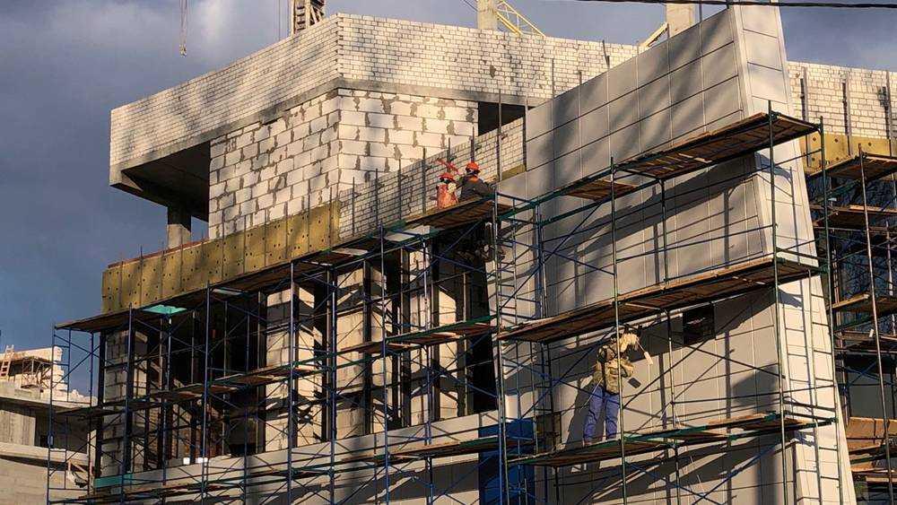 Пандемия не остановила строительство Дворца единоборств в Брянске