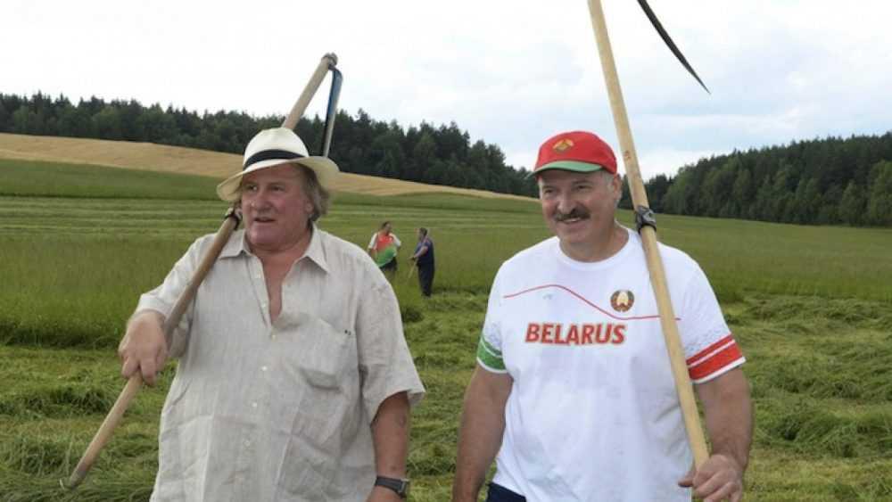 Александр Лукашенко победил на выборах в Белоруссии